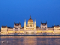 Parliament Budapest at Night