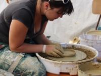 Pottery Maker, Budapest