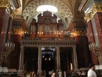St Stephens Basilica Organ, Budapest