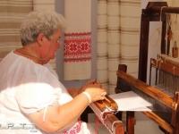 Woman Weaving Budapest