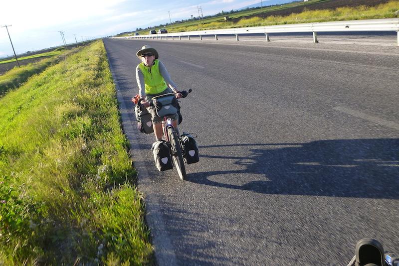 Cycling through central Greece
