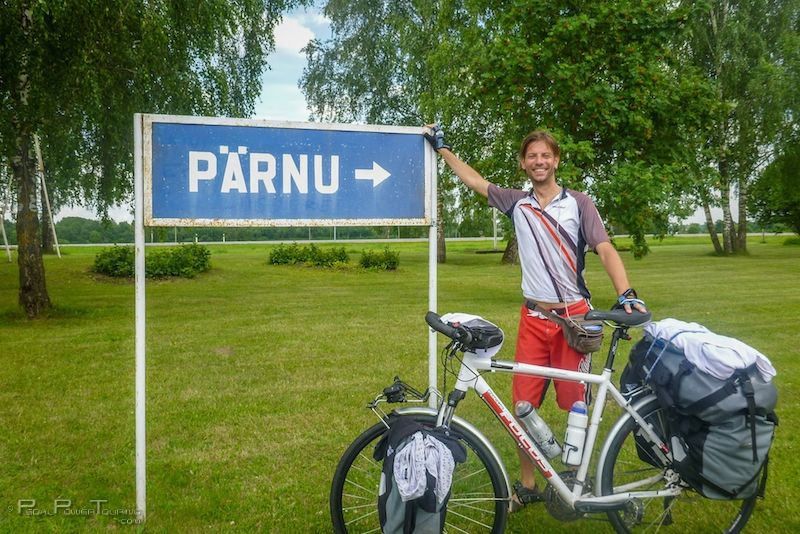 Cycling Estonia