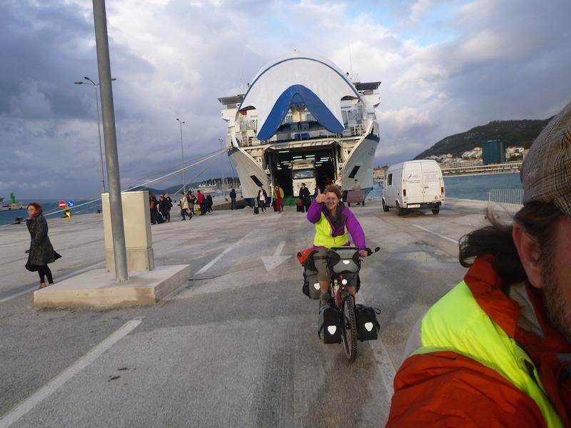 italian croatian ferry
