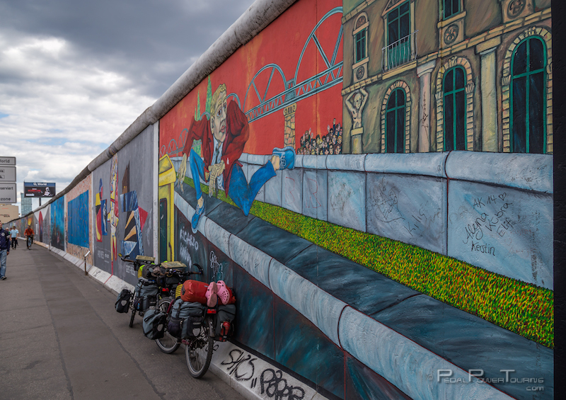 Cycling to Berlin