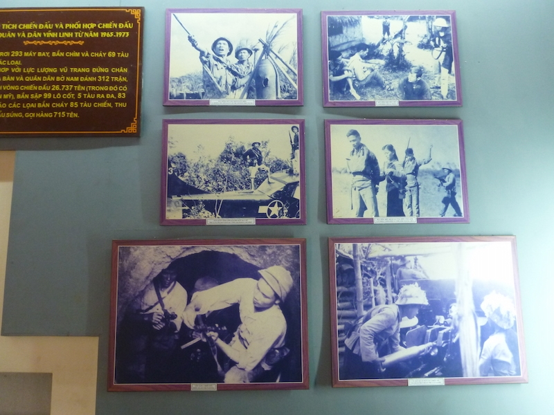 dmz vietnam museum photos