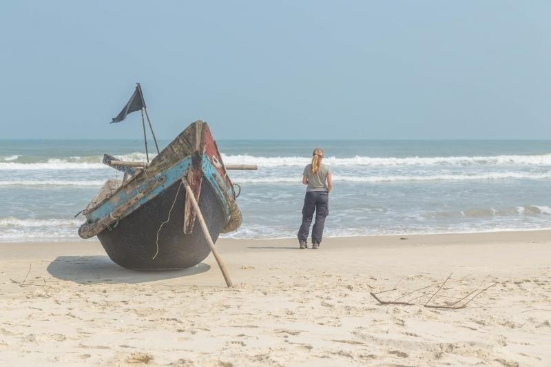 dmz vietnam beach