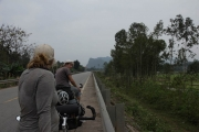 Ho Chi Minh Trail scenery