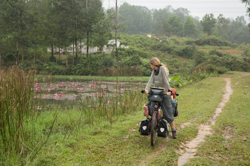 bicycle touring Vietnam03