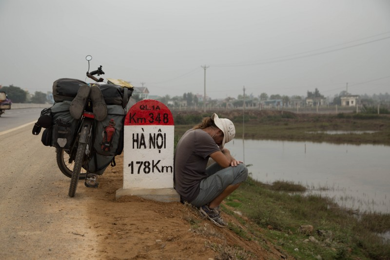 bicycle touring Vietnam05