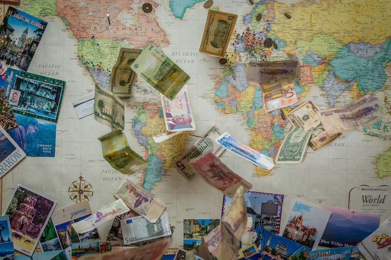 How We Saved Enough Money To Travel