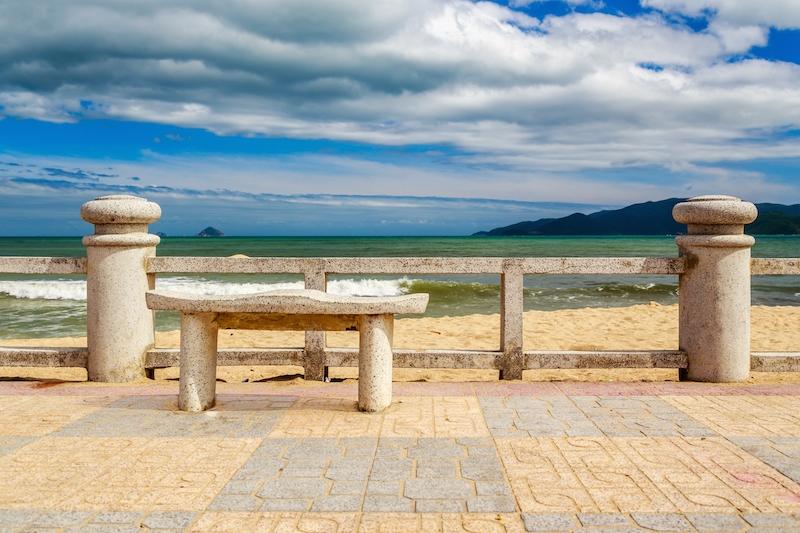 park bench on the beach in nha trang.jpg