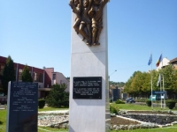 1989 Revolution Monument, Romania