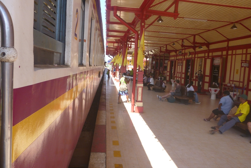 train station copy