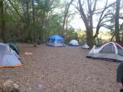 Campsite - Day One