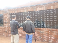 ron_charlie_vet_memorial_wall