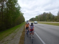 Rolling out of Gainesville