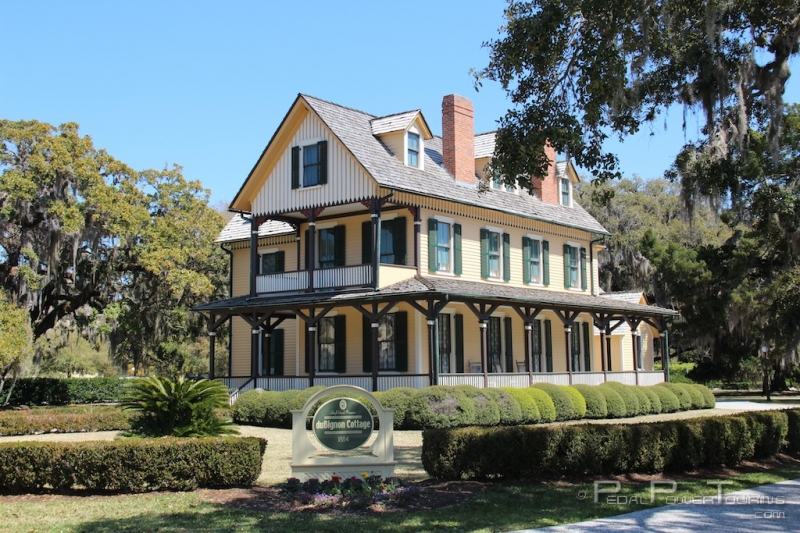 Tour Jekyll Island Cottages