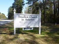 smallest_church_info
