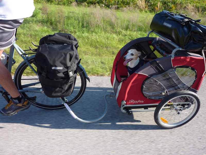 Florida weekend bicycle tour