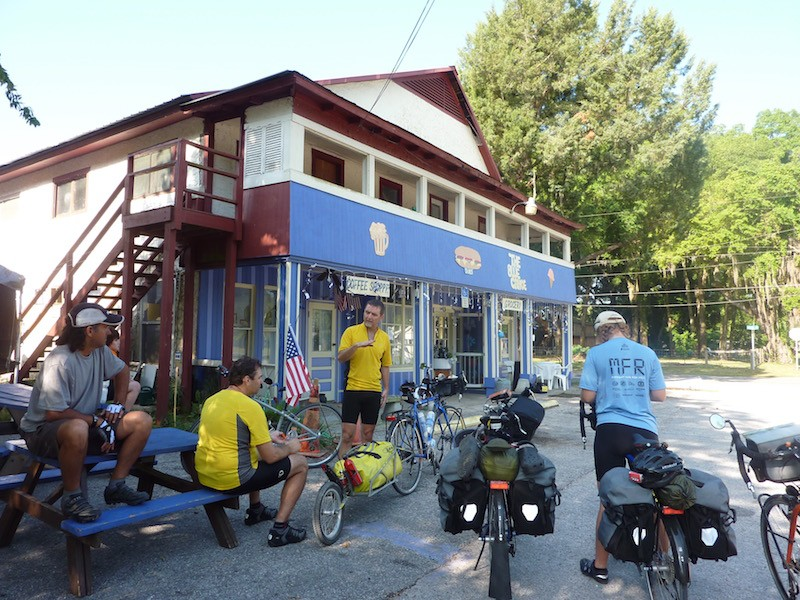 bike touring florida