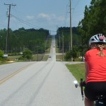 Cycling Sugar loaf hill in Florida