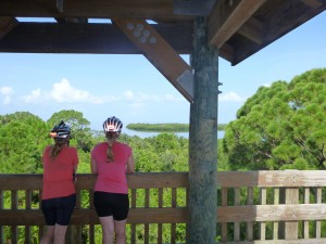 bike touring Florida Parks
