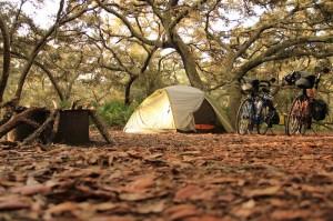 bike camping Florida