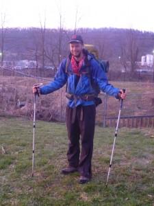 Jackrabbit an AT NOBO Hiker
