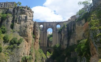 The New Bridge Ronda Spain