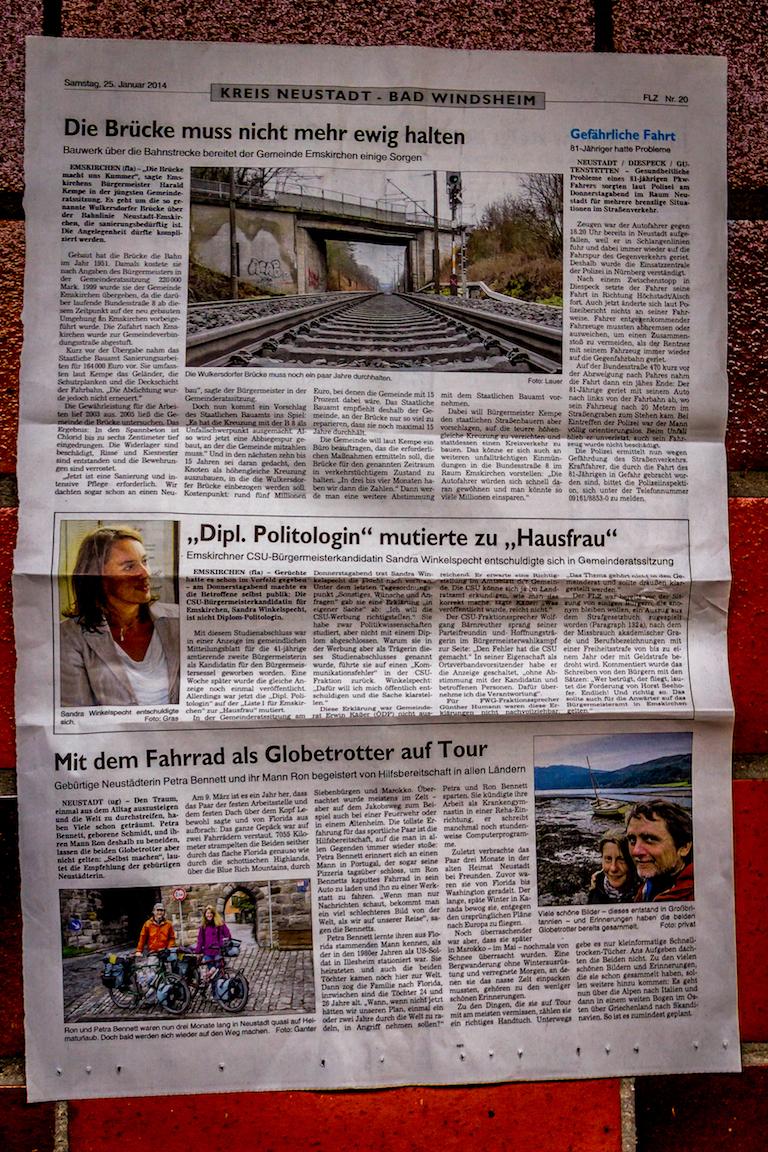 Frankische Landeszeitung