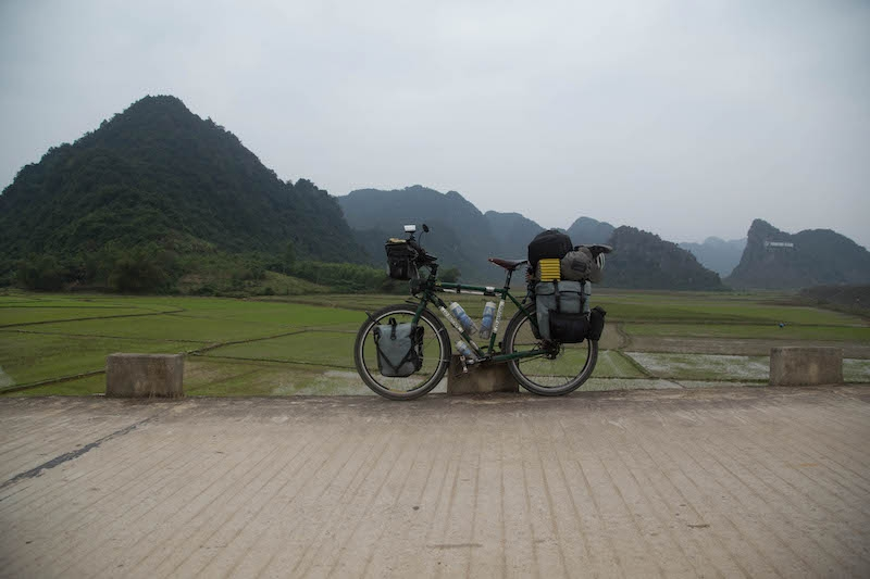 Cycling the Ho Chi Minh Trail