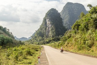 petra-cycling-along-with-mountain-in-background-vietnam-copy